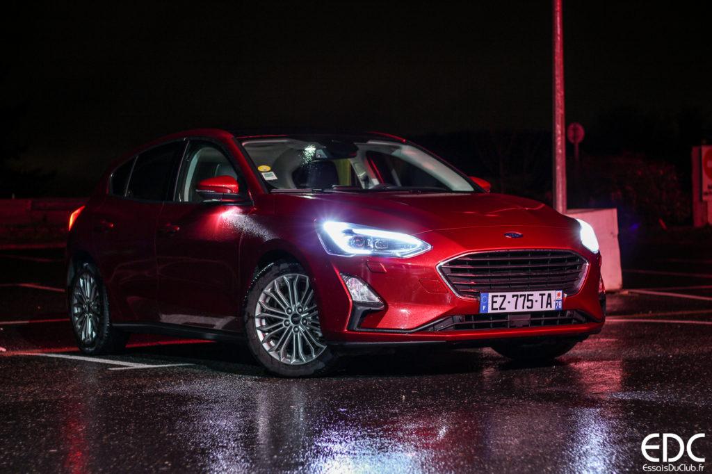 Essai nouvelle Ford Focus