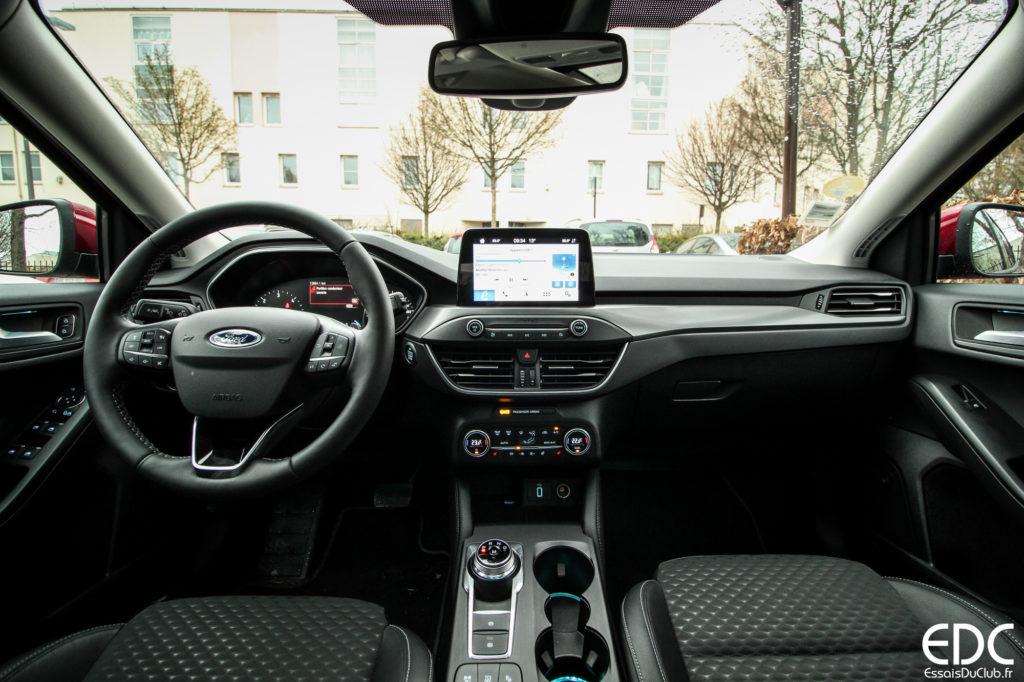 intérieur Ford Focus