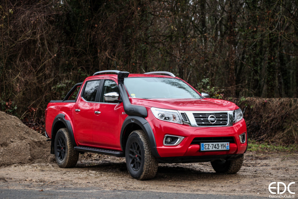essai nissan navara off roader at32. Black Bedroom Furniture Sets. Home Design Ideas
