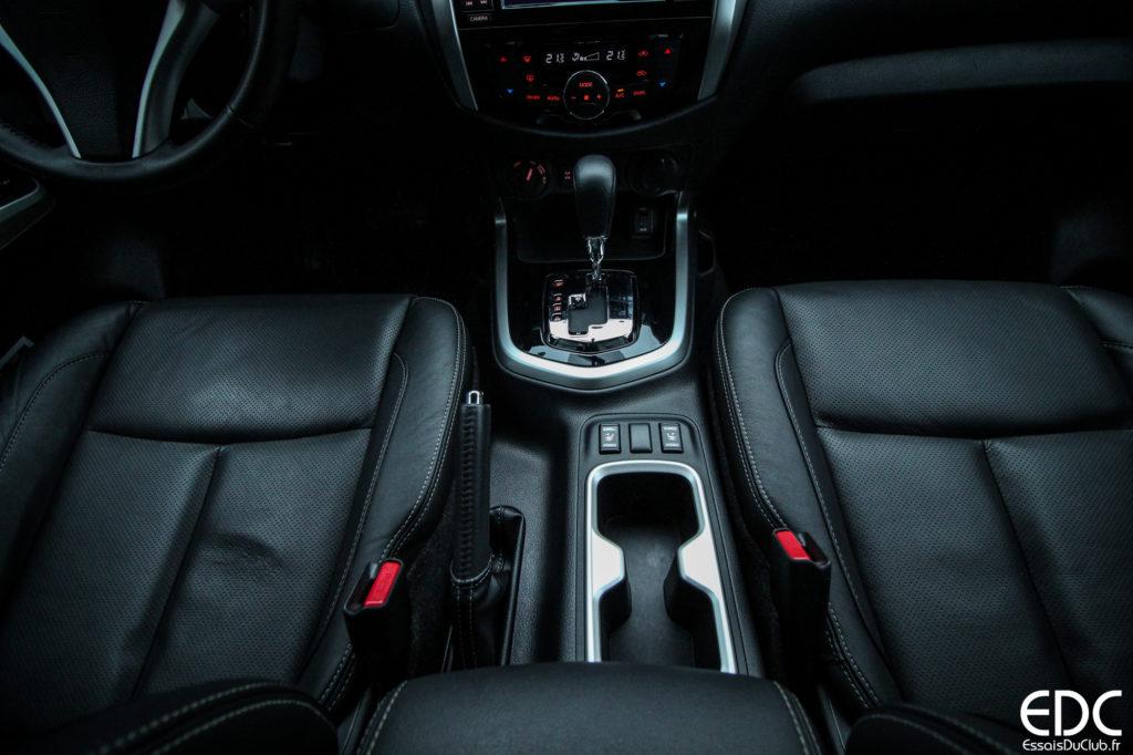 Nissan Navara automatique