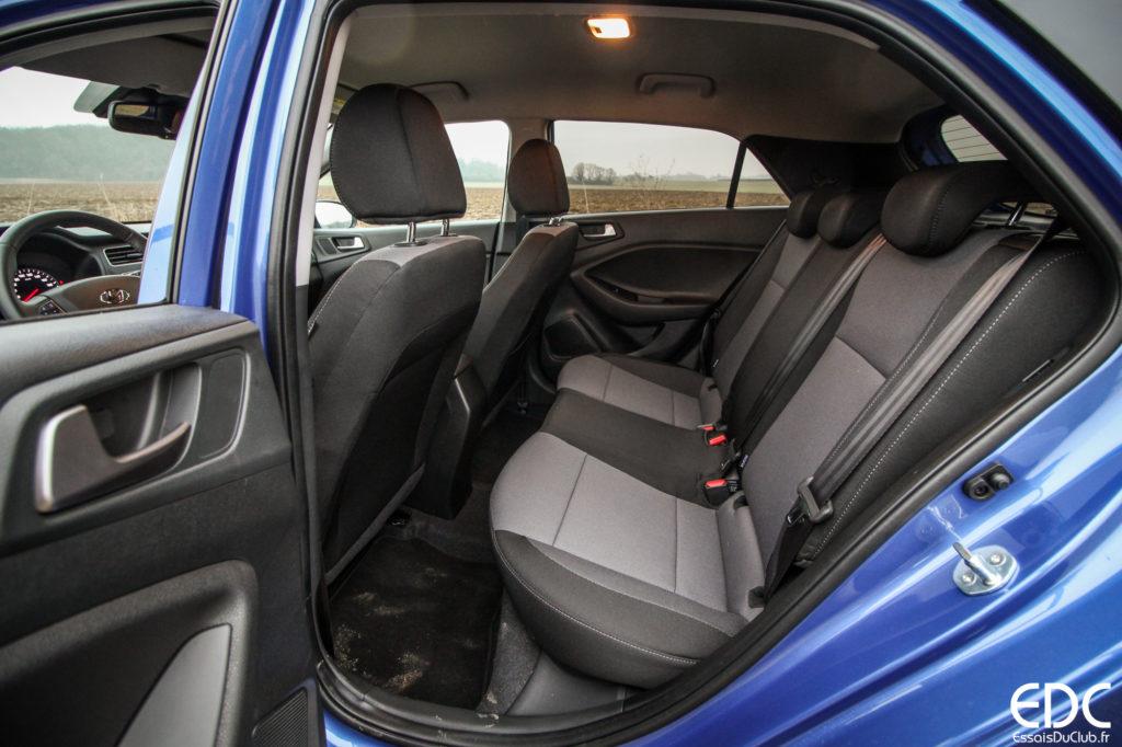 Hyundai i20 5 places