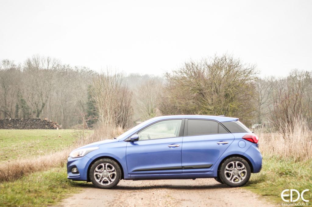 Hyundai i20 profil