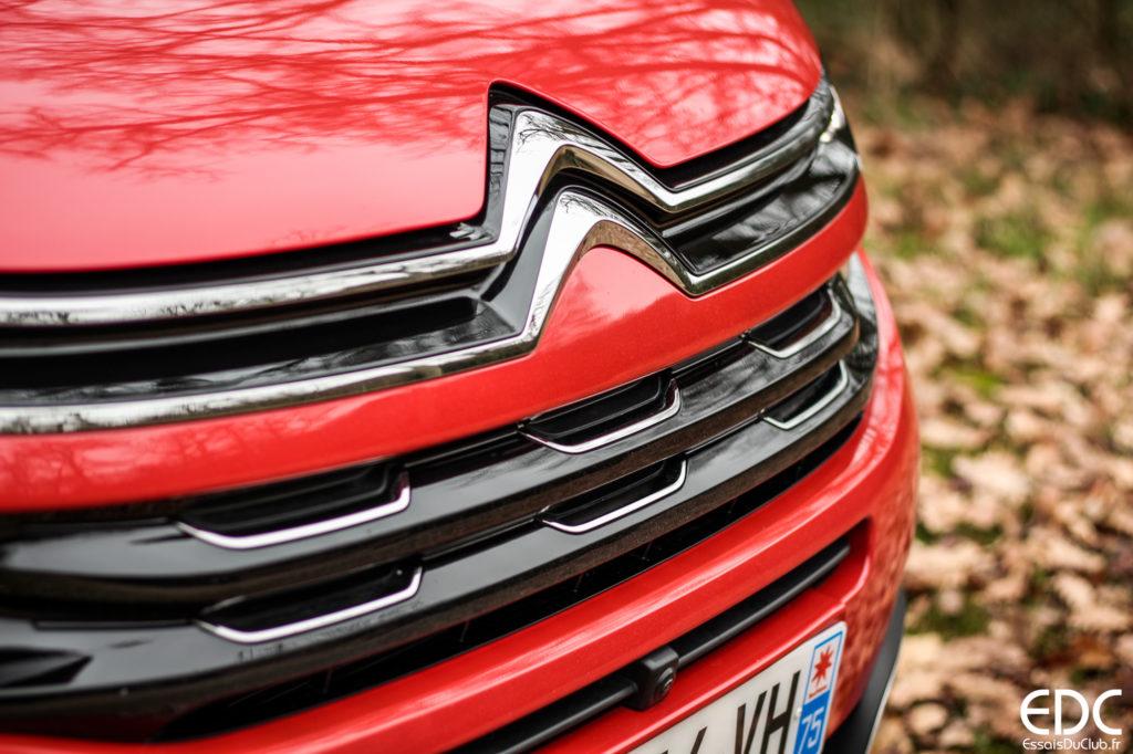 Citroën C5 Aircross calandre