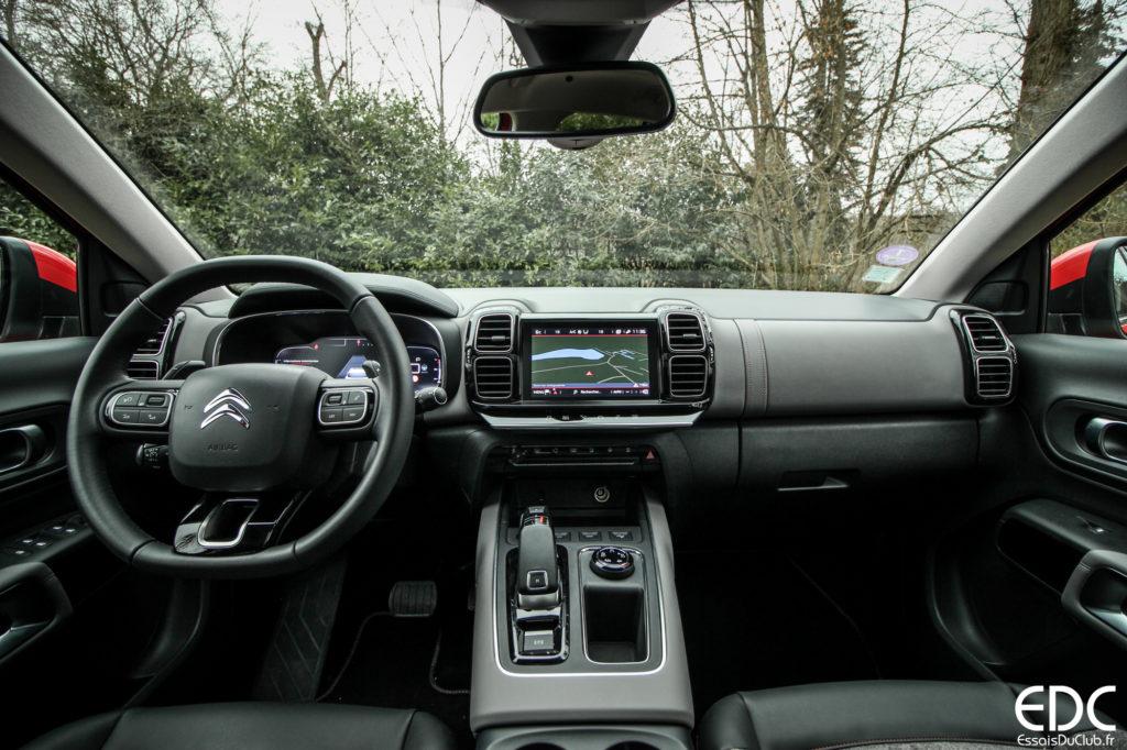 Citroën C5 Aircross intérieur