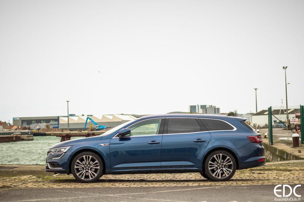 Renault Talisman profil