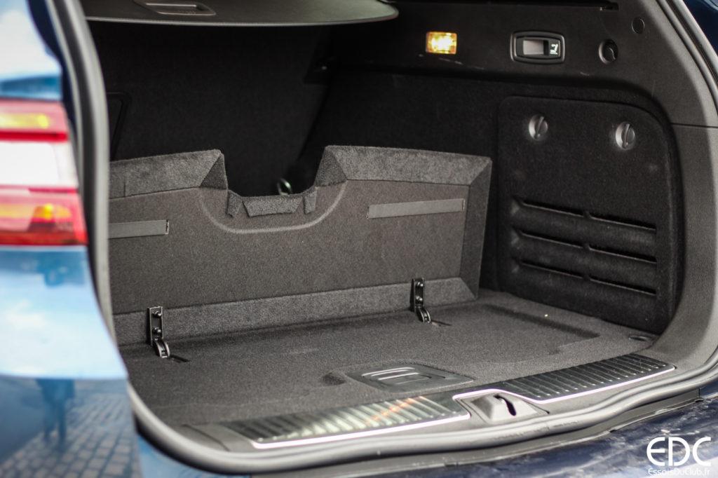 Renault Talisman coffre