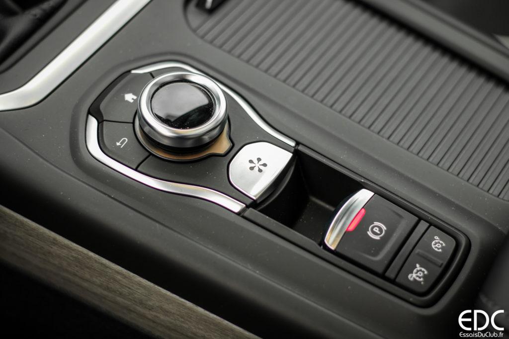 Renault Talisman modes de conduite