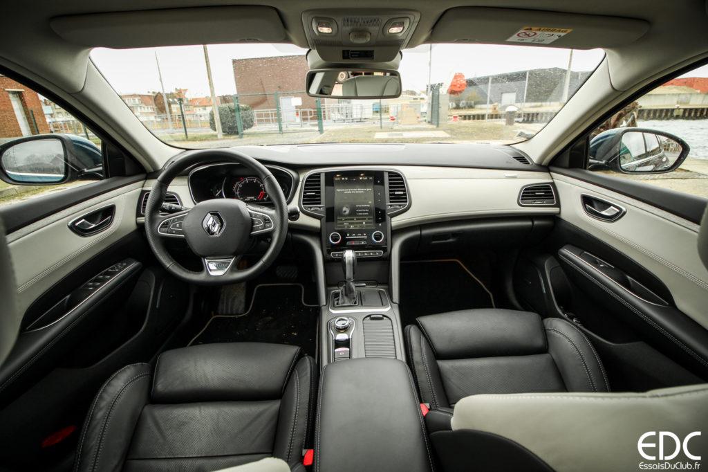 Renault Talisman tableau de bord
