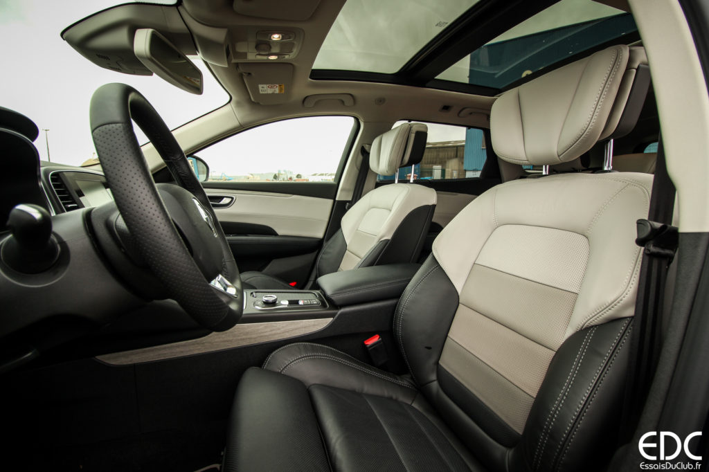 Renault Talisman intérieur