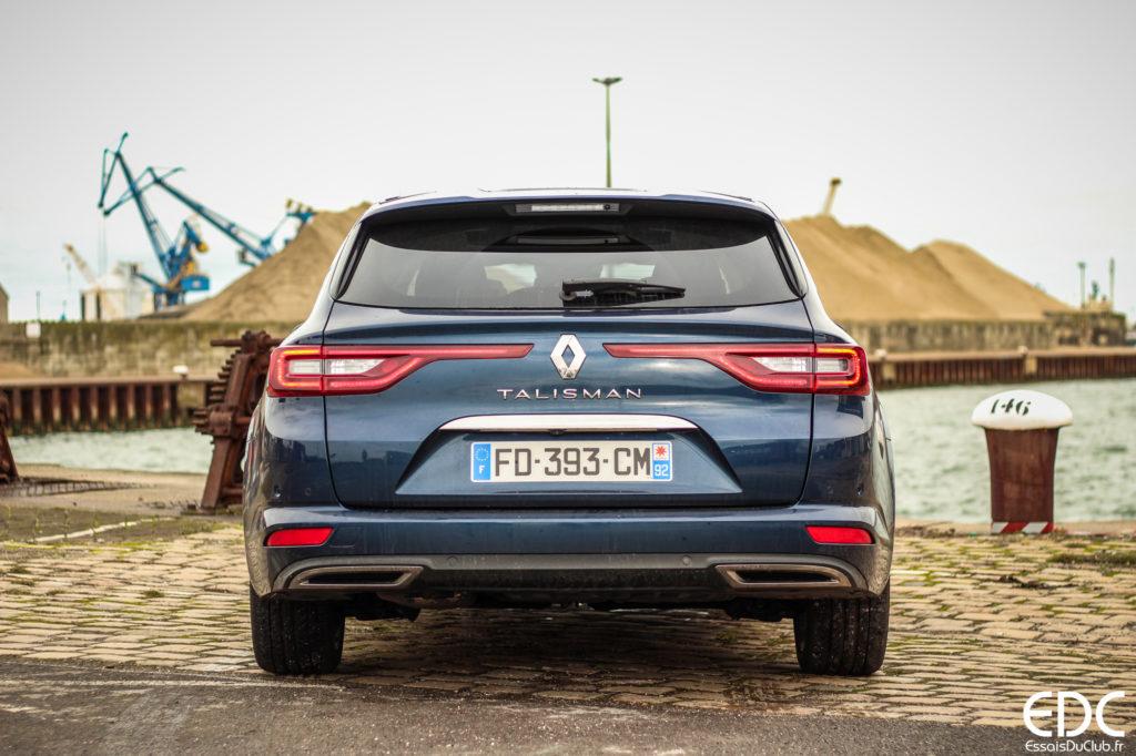 Renault Talisman arrière