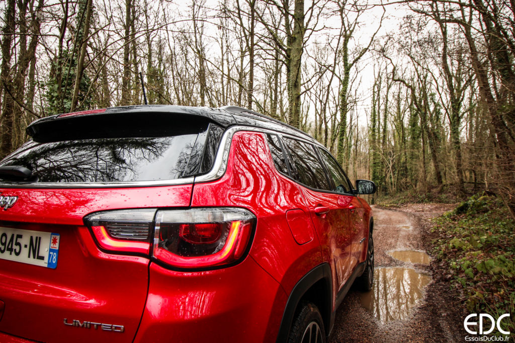 Jeep Compass mud