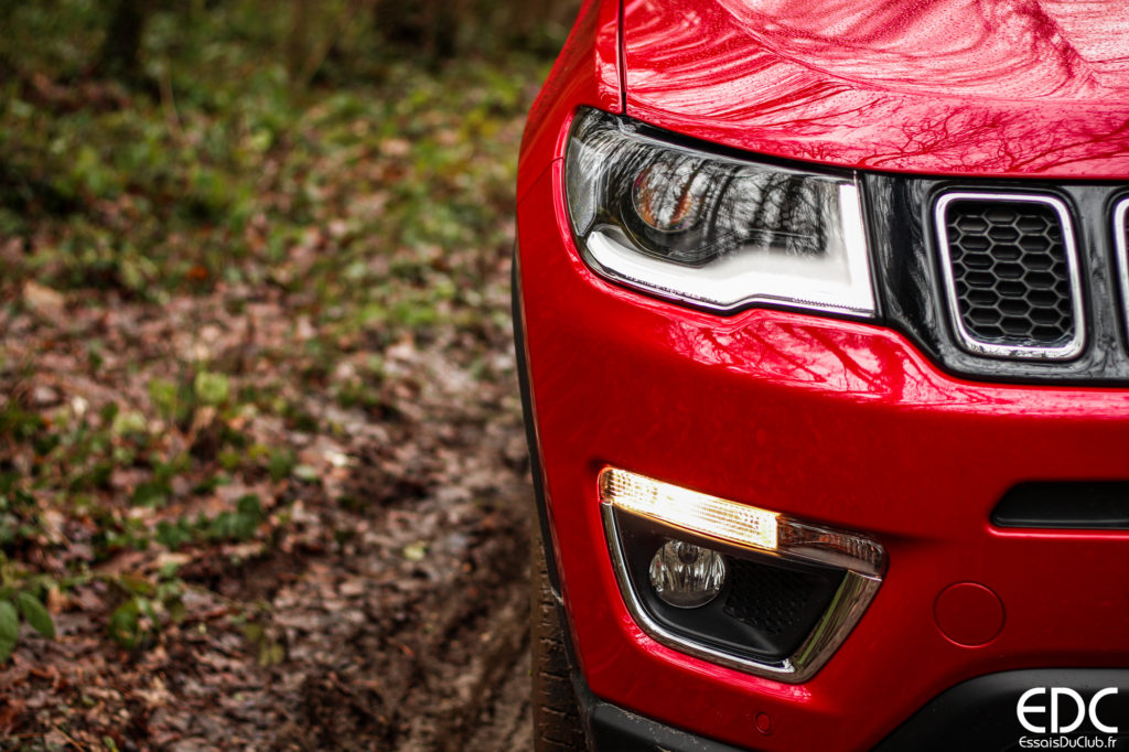 Jeep Compass LED
