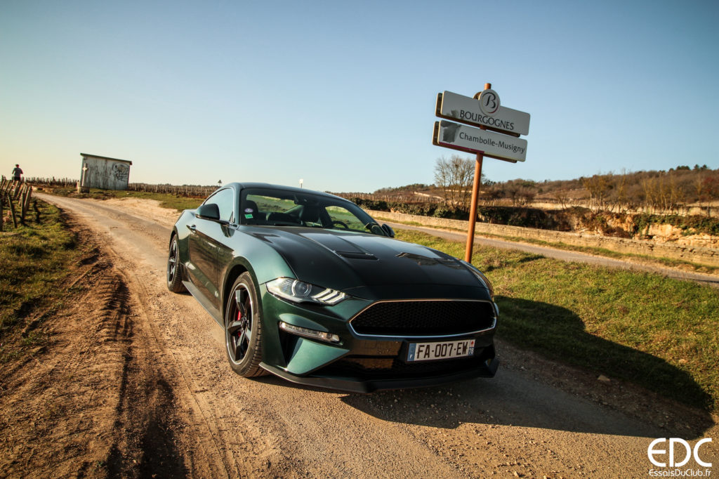 Ford Mustang France