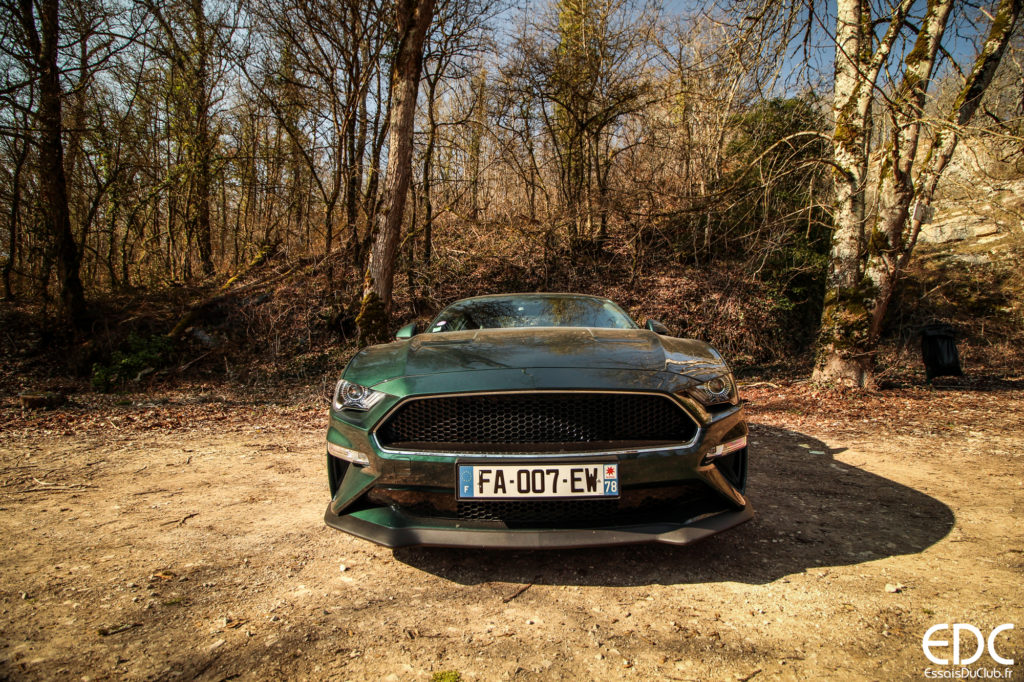 Ford Mustang Bullitt avant