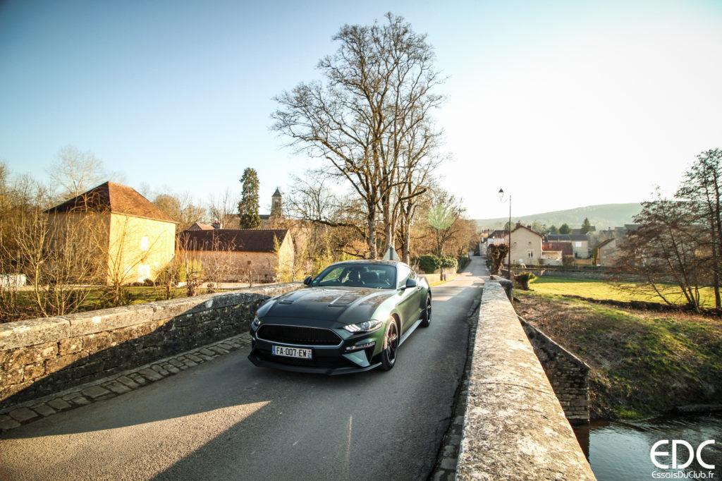 Mustang Bullitt V8
