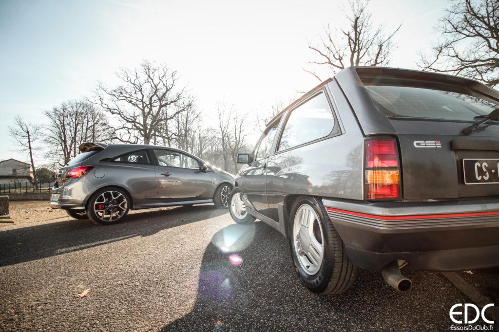 Opel Corsa GSi youngtimer