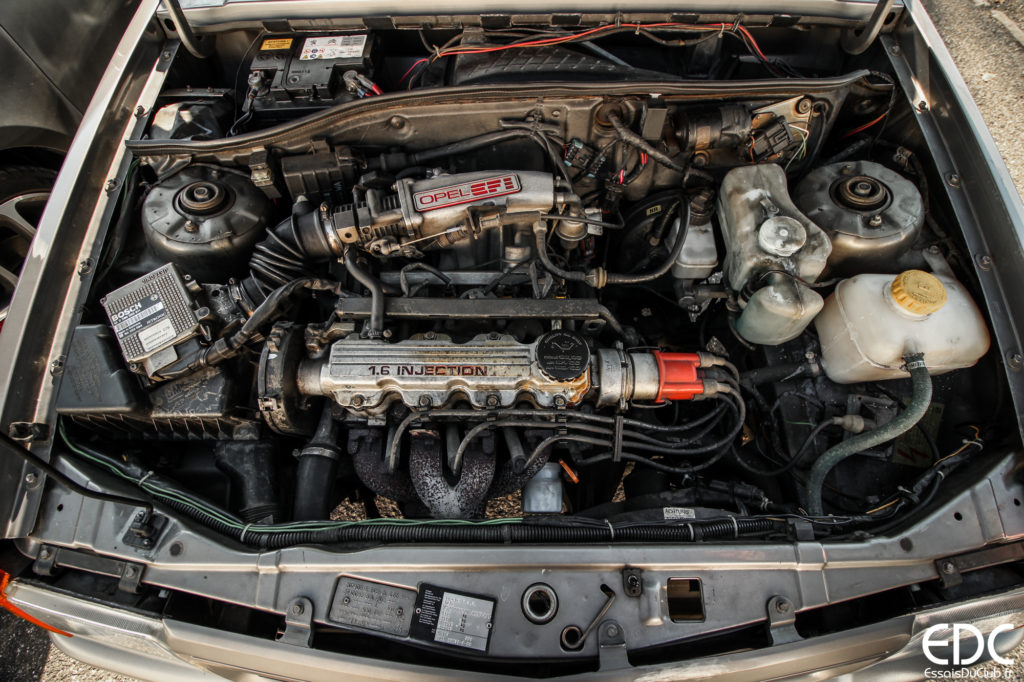 Opel Corsa A 1600