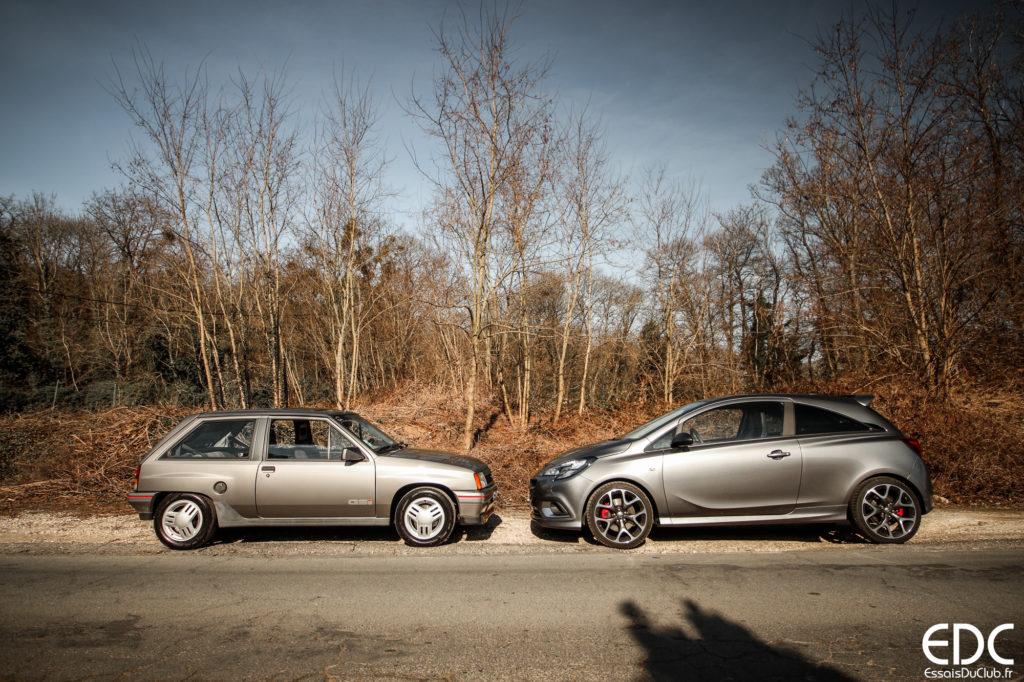 Opel Corsa GSi E