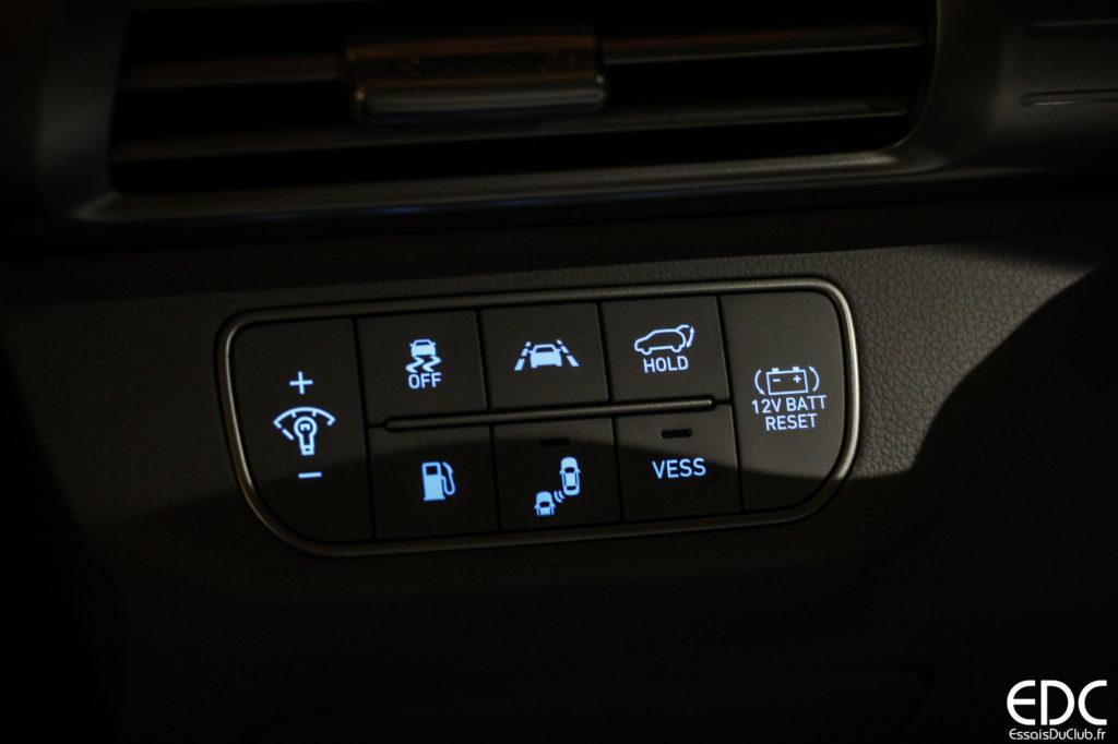 Hyundai Nexo technologies