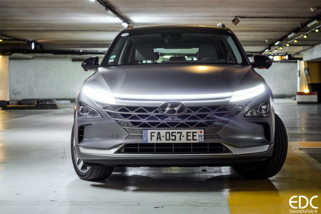 Hyundai Nexo testdrive