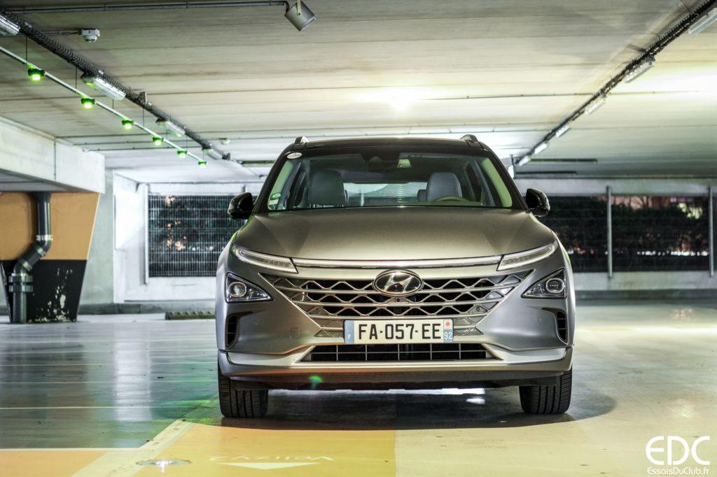 Hyundai Nexo avant