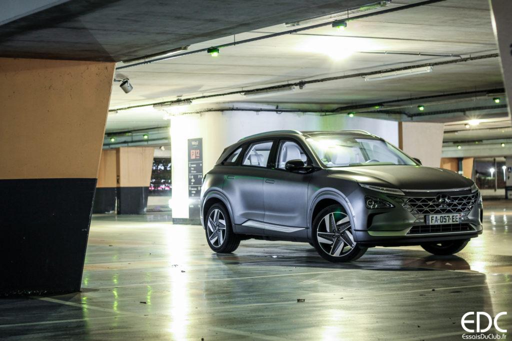 Hyundai Nexo fuell cell