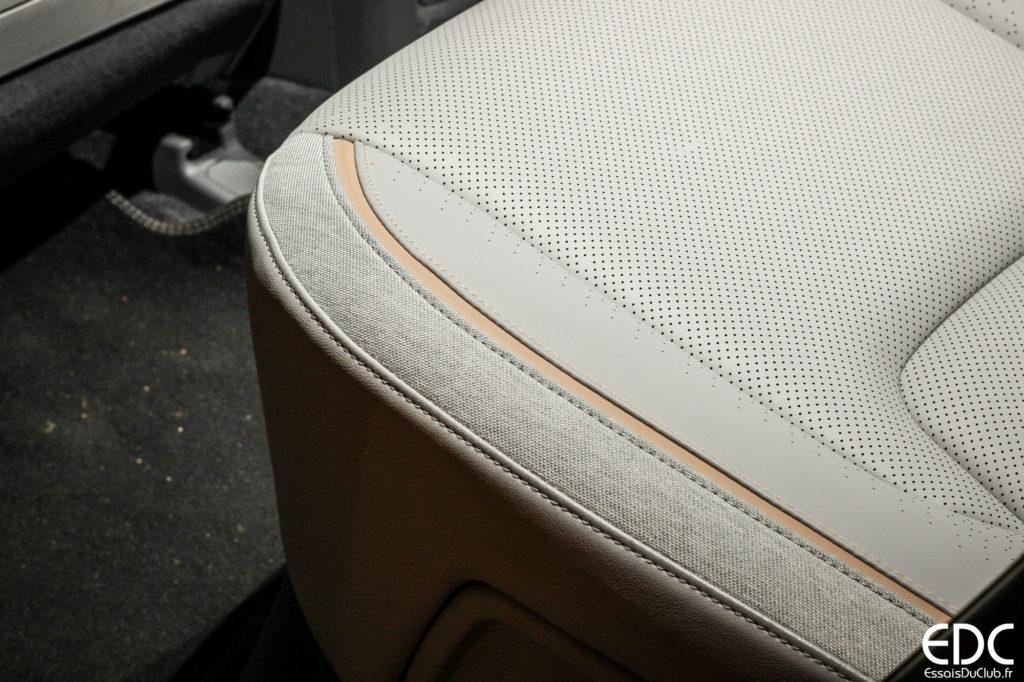 Hyundai Nexo cuir