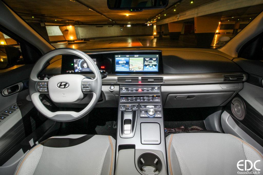 Hyundai Nexo interior
