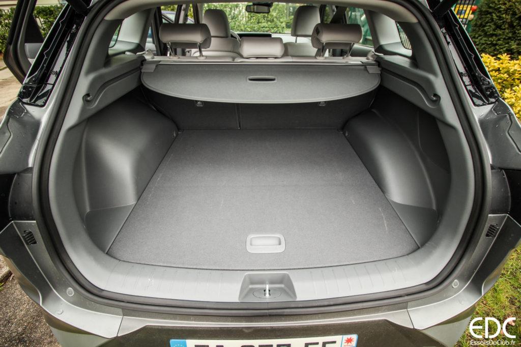 Hyundai Nexo coffre