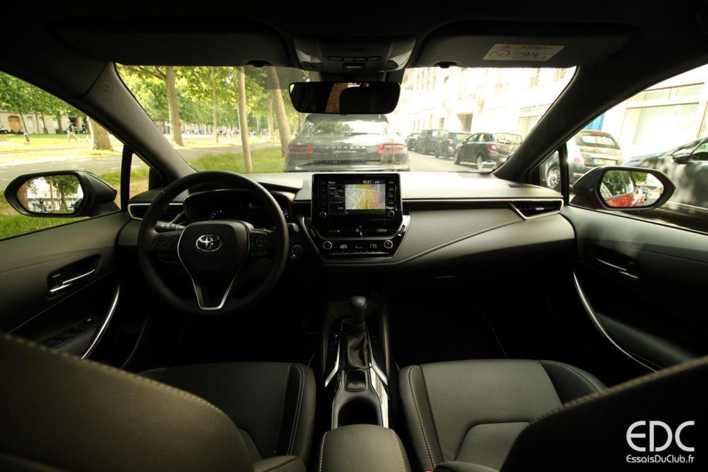 Toyota Corolla EDC 2019 (23)