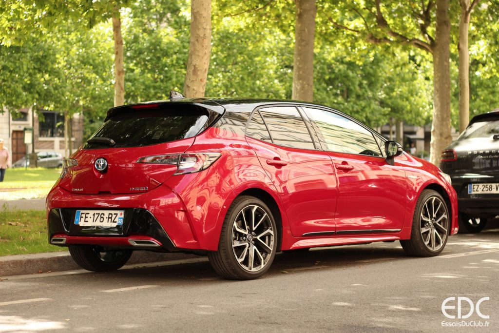 Toyota Corolla EDC 2019 (35)