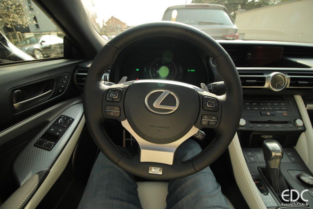 Lexus RC 300h EDC (33)