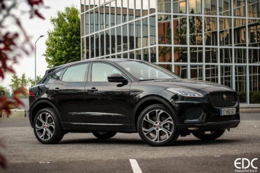 Jaguar E-PACE SUV premium