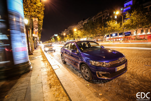 Citroën C-Elysée Champs Elysées