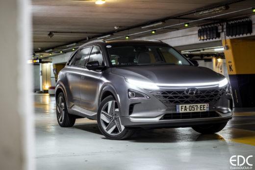 Essai Hyundai Nexo 2019
